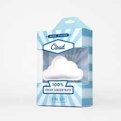 Beautiful packaging by Cloud Inc.