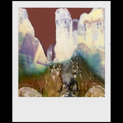 William Miller's broken polaroid camera takes some beautiful photos in his Ruined Polaroids series.