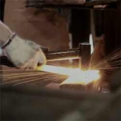 The making of Miki knives by Zibasan Hyogo as part of the Spirit and Skill Series.