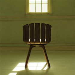 Leif.designpark's Flower Cup Chair.