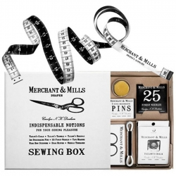 The Selected Notions Box Set from Merchant & Mills.