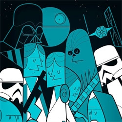 Fun illustrations from Ale Giorgini.