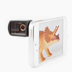 The Smartphone Spy Lens lets you take photos at a 90° angle.