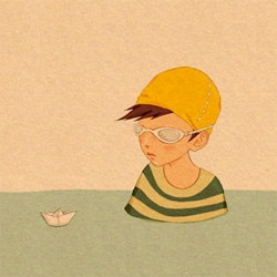 Cute illustrations from the portfolio of Anny Wong.