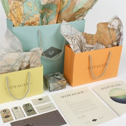 Charming packaging design from Amber Asay.