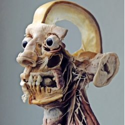 Wired go inside the Plastinarium of Dr. von Hagens, the man behind Body Worlds.