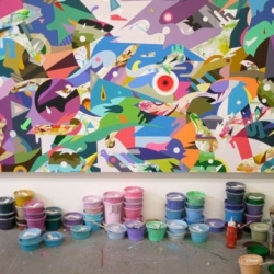 Spoon & Tamago visit the studio of Tomokazu Matsuyama.