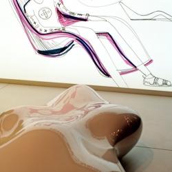 MAISON & OBJET  2010, the collection VONCOM by Karim RASHID...