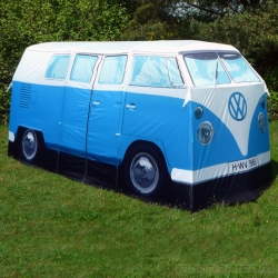 Ispired of 1965 VW Camper Van, this is one of the coolest tent I ever see.
