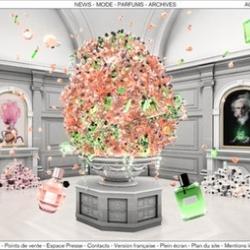 """""""Viktor & Rolf House"""" - The brand new Viktor & Rolf Website"""
