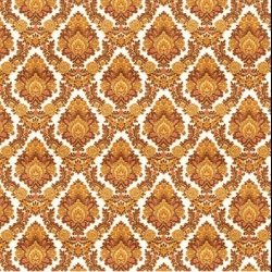 More Patterns : Imagine, it's 1968 and you go to the local wallpaper store for something to match that Harvest Yellow refrigerator you just purchased...