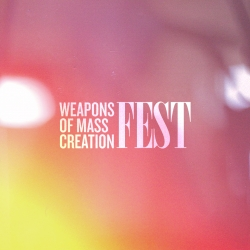 A short film about the grassroots art, design, music & lecture event called Weapons of Mass Creation Fest.