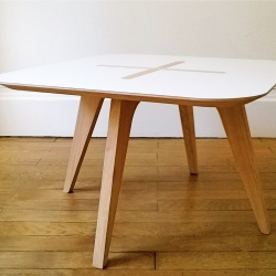 LÉA, coffee table by NAB Design.