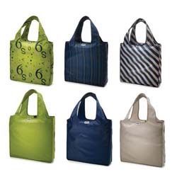 New RuMe Bags for fall...reusable bags inspired by Wall Street! Great solid colors like Celedon, Navy & Khaki + cool patterns like Keypad, Pinstripe & Necktie.