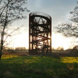 A collection of spectacularly beautiful watchtowers in the the Netherlands from the flickr site of Klaas Vermaas.