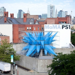 Step inside Wendy, the crown jewel of this year's Warm Up at MoMA PS1
