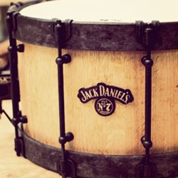 This film takes a look at the painstaking process of deconstructing a Jack Daniel's Tennessee Whiskey barrel, and crafting it into a beautifully designed and functional snare drum.