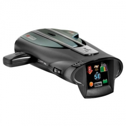 At the 2010 Consumer Electronics Show, Cobra released the world's first touch screen radar detector with a 1.5 inch display.