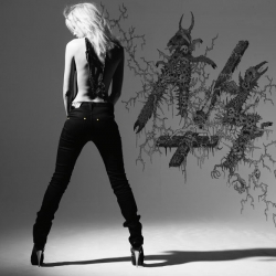 Design agency Anti, has launched a new jeans concept; Anti Sweden. Anti Sweden jeans is a declaration of war to the Swedish brands like Acne and Cheap Monday, and the design is strongly inspired by black metal!