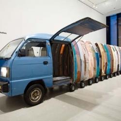 Yin Xiuzhen's incredible stretch bus!