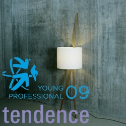 maigrau presents the leaning lamp 'luca' at Tendence 2009 in Frankfurt am Main. Have a look at 'luca' in Hall 6.1, B59