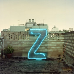Amazing typographic based photographs from Ramiro Chavez.