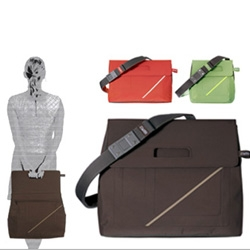 ZWEI - new bags from germany - combine fashion and function.