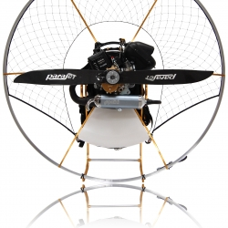 Be Bond with the modern day jet-pack, a Parajet paramotor!!