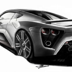 AMAZING coverage of Denmark's 1st super car! Zenvo ST1. great sketches, cool photos and yes...a video of the prototype test on a denmark air strip. ENJOY!