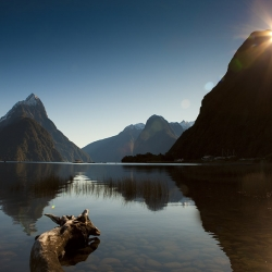 A breathtaking short video of the New Zealand landscape created with a Canon 5D II. [Editor's Note: WOW. Stunning!]
