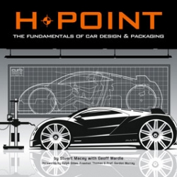 Amazing break down with great graphic representations of how car designers design with the user in mind.