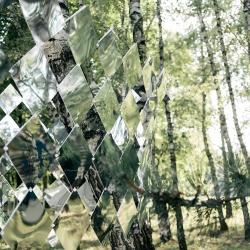 Mirage pavilion for Sziget Festival 2014, by Studio Nomad.