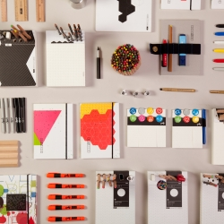 Pulp! new workspace goodies brand  - dream journals, paper blocks, notebooks etc