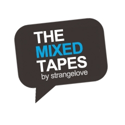 Strangelove (a creative advertising agency in Amsterdam) had the idea to ask music professionals to make a Mixed Tape - a playlist in Spotify. A very simple idea with a really nice result!