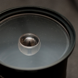The Soratama lens allows you to find out what the world looks like through a marble.