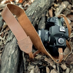 A7 has some lovely photography showing off their new leather camera straps