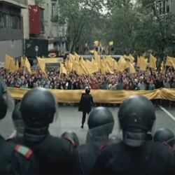 Absolut Protest - Very fun spot for Absolut Vodka by TBWA New York