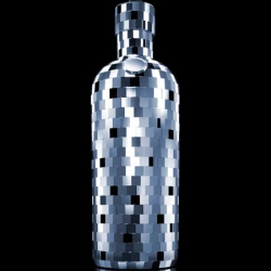 Packaging for the Absolut bottles.