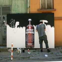 "absolut ""size does matter"" by sadidas: