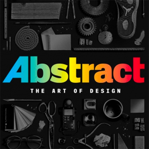 Netflix's Abstract: The Art of Design series launches today for your binge watching pleasure. It looks into the worlds of Bjarke Ingels, Tinker Hatfield, Paula Scher, and more in 8 episodes.