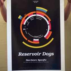 Non-genre specific posters from Adam Thurland. Adam is a Graphic designer currently located in Bath, UK. Each poster explores character interaction within scenes, displayed using a circular mapping system.