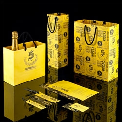 Student packaging project in celebration of Selfridges centenary anniversary by Adam Catterall.