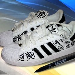 My Adidas My Code My NetworKing.