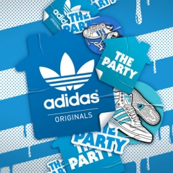 Great looking new site from adidas Originals, be sure to check out all the video content and the 60 years timeline!