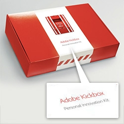 Adobe's Kickbox - a red box filled with Money ($1000), Instructions, Innovation Tools, and Caffeine/Sugar (Starbucks card + chocolate) that any employee can request. You can also download the materials and kickbox yourself!