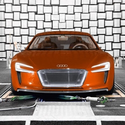 Audi to fit e-tron electric cars with I, Robot-style sound generators.