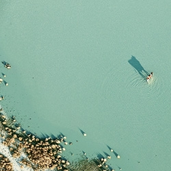 Beautiful aerial shots from Zack Seckler