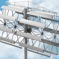 Amid veritable fields of wind turbine options the Broadstar AeroCam stands out with an innovative design that packs a powerful turbine into a compact form factor.