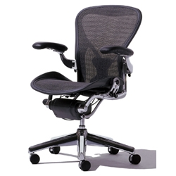 No design studio is complete without one: the history of the Herman Miller Aeron chair