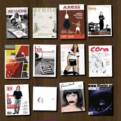 Incredible Swedish magazine site that lets you browse every page of full issues of many magazines (design and otherwise)... fascinating to flip through - fun interface on faux wood.
